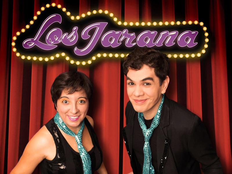 Los Jarana en Radio Oreja